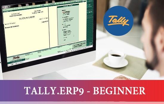 Tally.ERP 9 -Beginner}