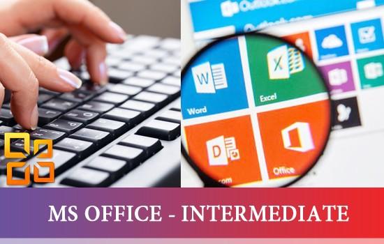 MS OFFICE - INTERMEDIATE}