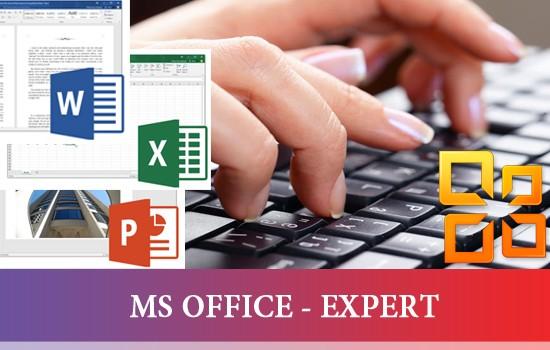 MS OFFICE - EXPERT}