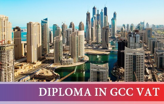 DIPLOMA IN GCC VAT (UAE) - ONLINE COURSE + LEARNING KIT}